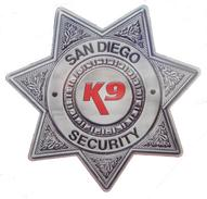 private security officers in San Diego