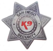 san diego security guard services