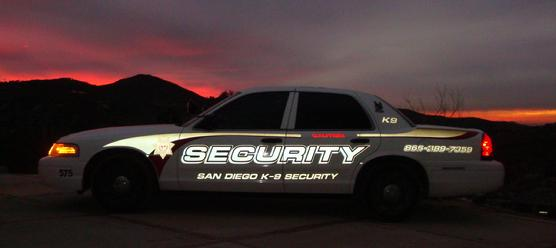 San Diego K 9 Security And Protective Services